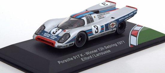 "Porsche 917 K No.3, Sieger 12h Sebring 1971 ""Martini ""Elford/Larousse 1-43 CMR Classic Models"