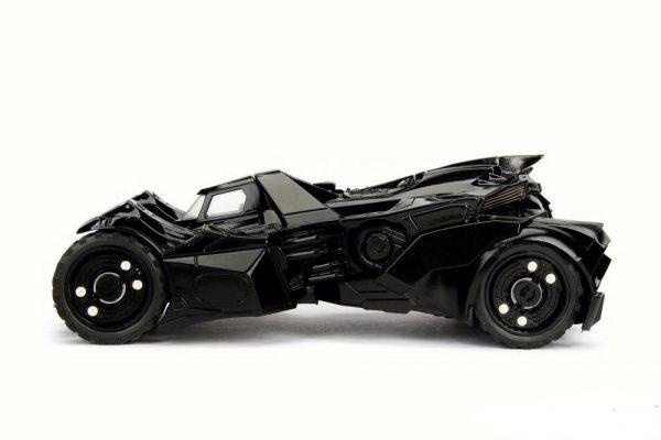 Batman Batmobile Arkham Knight 1:24 Zwart Jadatoys