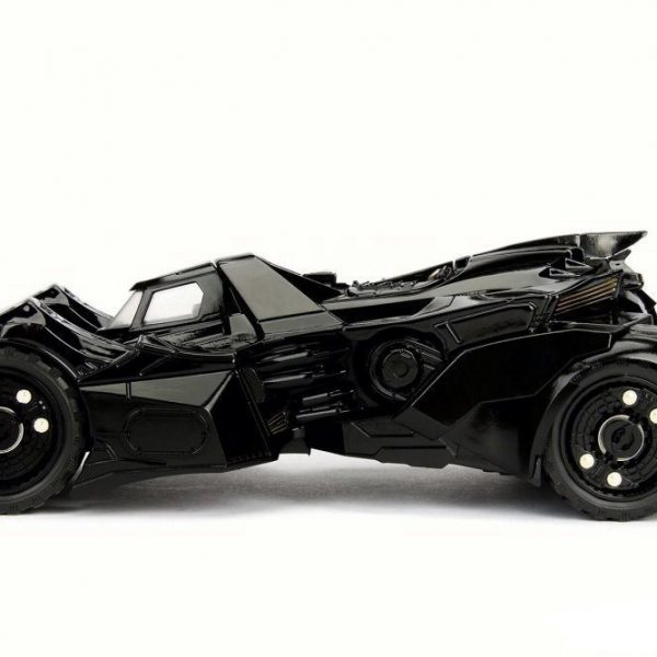 Batman Batmobile Arkham Knight 1:24 Zwart Jadatoys