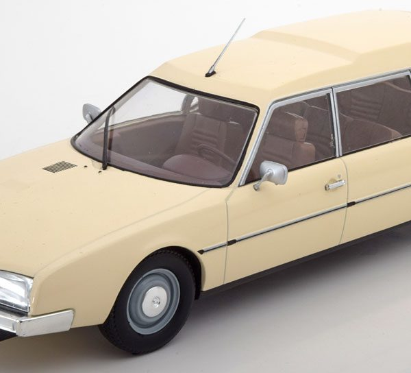 Citroen CX 2400 Super Break Serie 1 Groen 1:18 MCG models