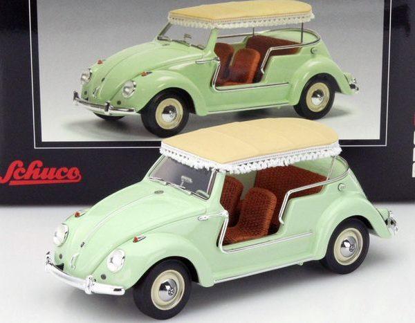 Volkswagen Kafer 'Jolly' 1:18 Schuco Pro-R