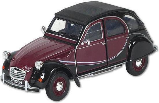 Citroën 2CV6 Charleston 1-14 Welly