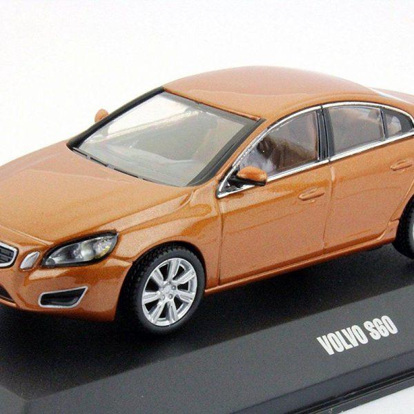 Volvo S60 2010 Oranje Metallic 1-43 Motorart
