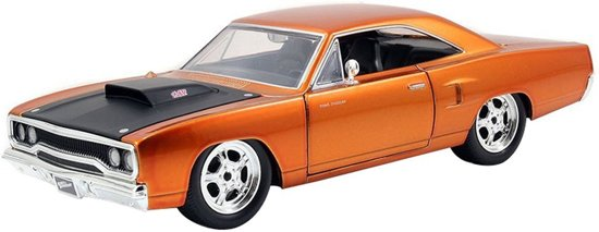 "Plymouth Road Runner 1970 ""Fast & Furious' 1:24 Jada Toys"