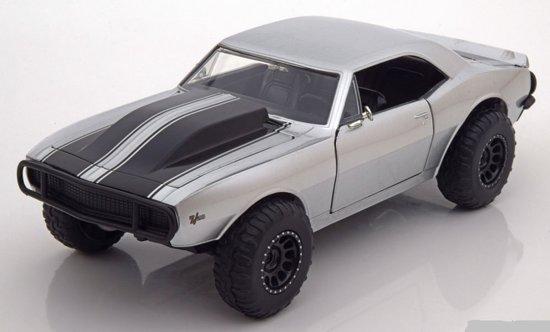 "Chevy Camaro Z 1967 ""Fast & Furious"" 1:24 Jada Toys"