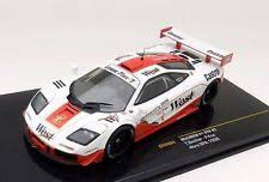 McLaren F1 GTR #1 Drivers:T.Bscher/P.Kox 4hrs Spa 1996 1-43 Ixo Models