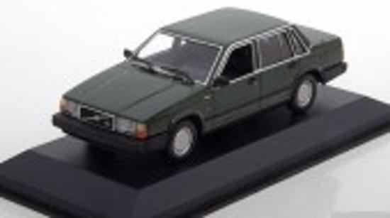 Volvo 740 1986 Groen 1-43 Maxichamps