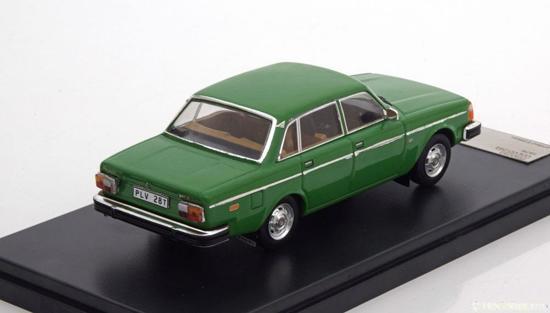 Volvo 244 Limousine 1978 Groen 1-43 PremiumX