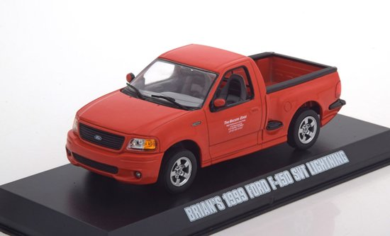 "Ford F-150 SVT Lightning ""Brian's ""Fast and The Furious 1-43 Greenlight Collectibles"