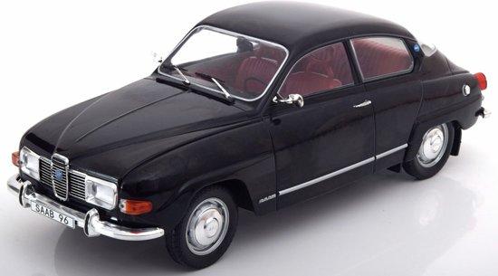 Saab 96 V4 1965 Zwart 1-18 MCG Models