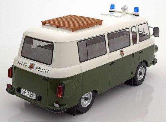 Barkas B1000 Bus Volkspolizei 1965 Police 1-18 MCG Models