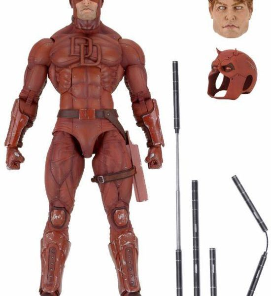 Marvel Classics: Daredevil - 1:4 Scale Figure Neca