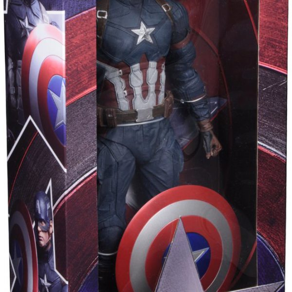 Marvel Captain America Civil War 1:4 Neca
