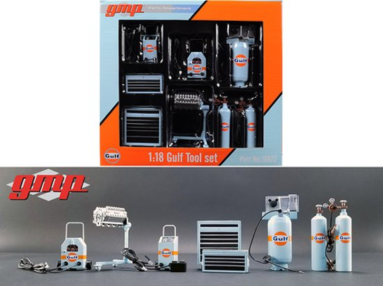 Gulf Tool Set 1-18 GMP