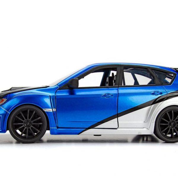 "Subaru Impreza WRX STi ""Brians ""Fast & Furious 1/24 Jada Toys"