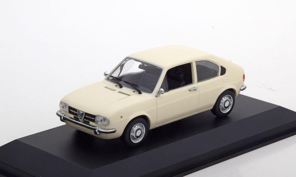 Alfa Romeo Alfasud 1972 Wit 1-43 Maxichamps