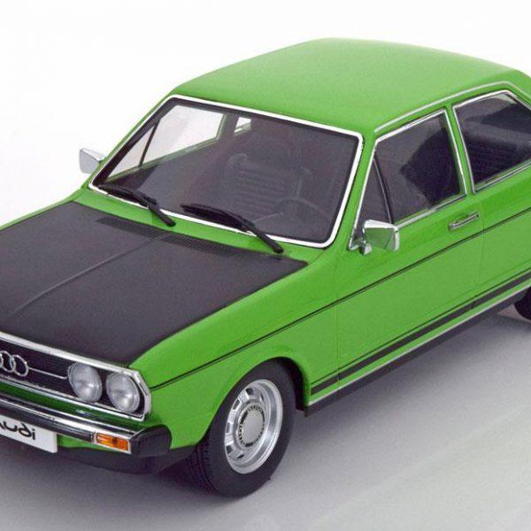 Audi 80 GTE Groen / Zwart 1:18 KK-Scale Limited 1500 Pieces