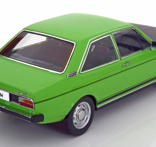 Audi 80 GTE Groen / Zwart 1:18 KK-Scale Limited 1500 Pieces