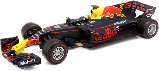 Burago Red Bull Max Verstappen