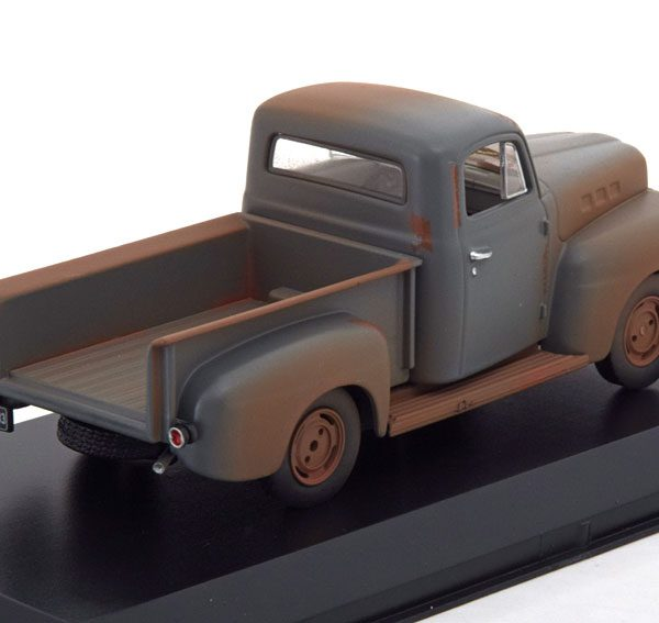 "Ford F-1 Pick Up ""Forrest Gump ""1941 Grijs ( Roest) 1-43 Greenlight Collectibles"