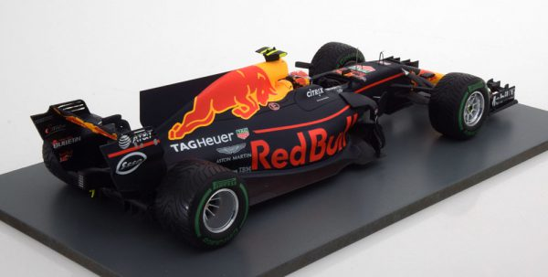 Red Bull Racing RB13 Grand Prix China 2017 Max Verstappen # 33 -Spark 1:18