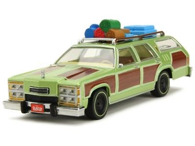 "Chevrolet Wagon Queen Family Truckster Vacation 1983 ""Honky Lips Version"" 1-43 Greenlight"