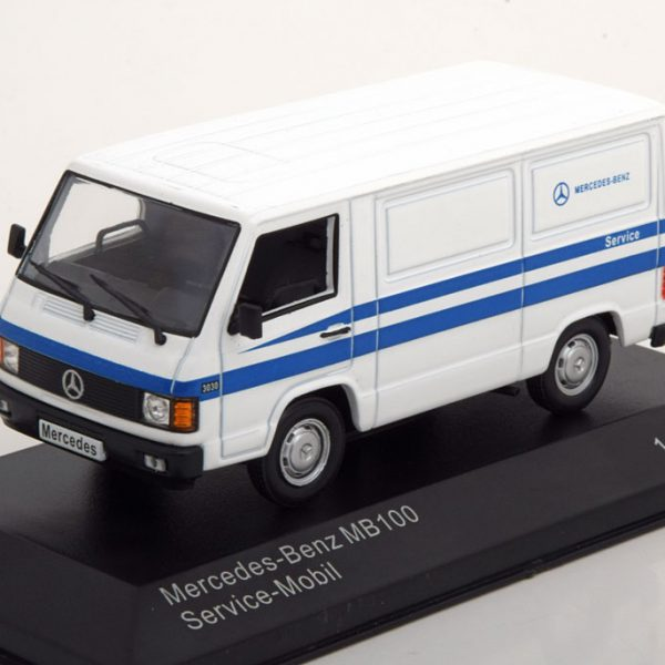 Mercedes-Service-Mercedes-MB100-White-Box-WB266-0