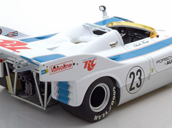 Porsche 917/10 #23 winnaar Can-Am Watkins Glen 1973 Charlie Kemp 1-18 Minichamps Limited 504 Pieces