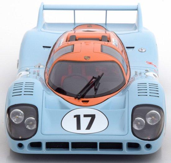 Porsche 917 LH No17 24h Le Mans 1971 Gulf Versie