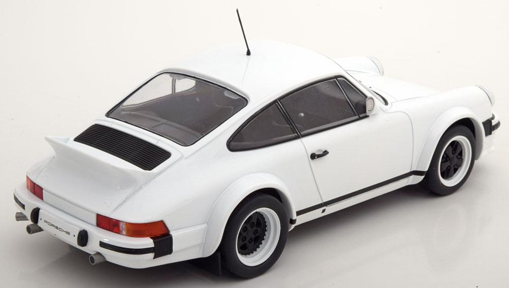 Porsche 911 SC Plain Version 1982 Wit 1/18 Ixo Models