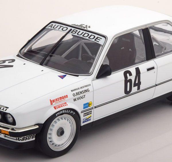 BMW 325i E30 Sieger 24h Nürburgring 1986 Oestreich/Rensing/Vogt 1-18 Minichamps Lim. 350 Pieces