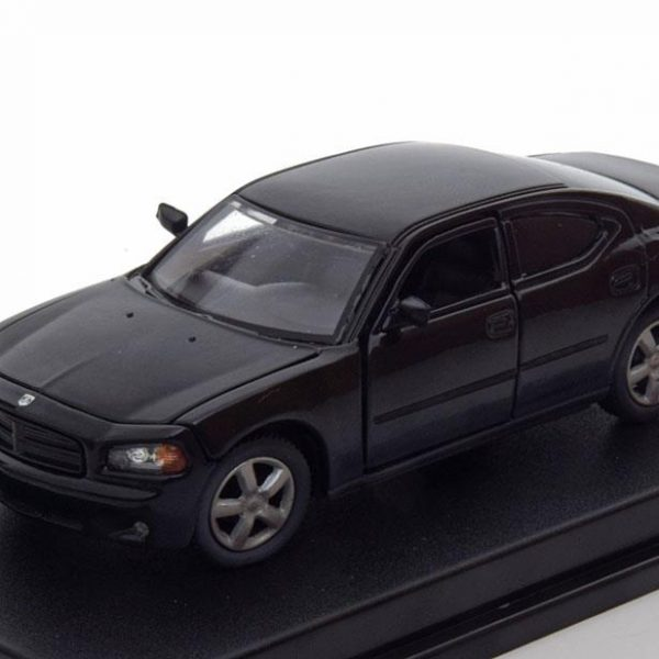 "Dodge Charger Police ""The Walking Dead"" 2006 Daryl Dixon 1-43 Greenlight Collectibles"