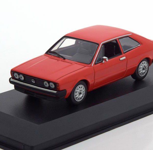 Volkswagen Scirocco 1 1974 Rood 1-43 Maxichamps