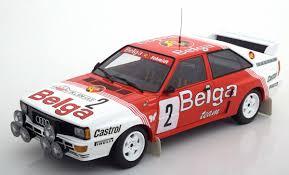 Belga Audi