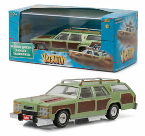 Truckster Wagon Queen National Lampoon's Vacation 1979 Chevy Chase 1:43 Greenlight