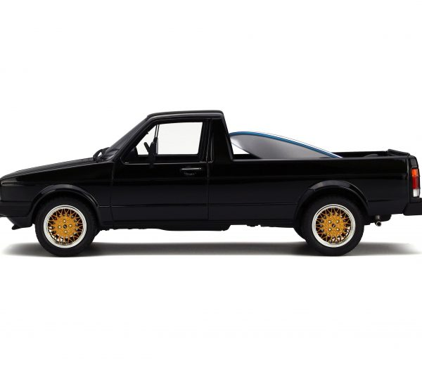 Volkswagen Caddy 1979 Black 1-18 Otto Mobile Limited 999 Pieces