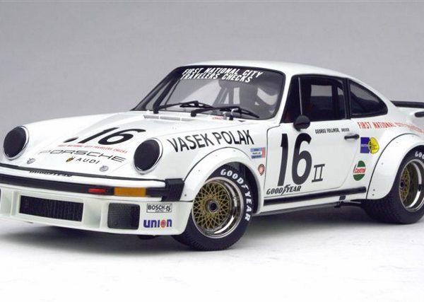 Porsche 934 Trans-Am Nr#16 Champion 1976 Vasek Polak Racing George Follmer 1-12 Minichamps