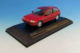 Honda Civic 1987 Rood 1-43 First 43 Models
