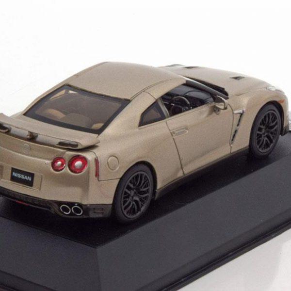 Nissan GT-R R35 45th Anniversary Edition 2015 MatGoud 1-43 PremiumX ( Resin )