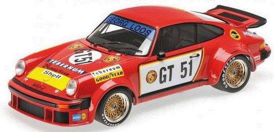 Porsche 934 T. Hezemans #51 Winner EGT ADAC 300 KM 1976 1:18 Minichamps Limited