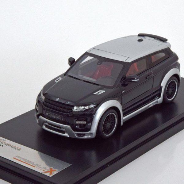 """Range Rover Evoque 2012 By """"Hamann"""" Zwart 1-43 PremiumX"""