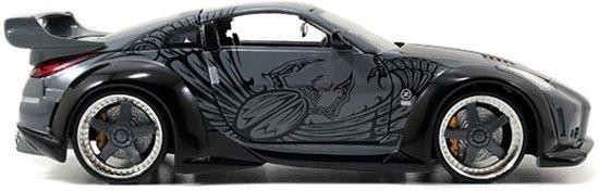 "Nissan 350 Z Grijs ""Fast & Furious"" 1-24 Jada Toys"
