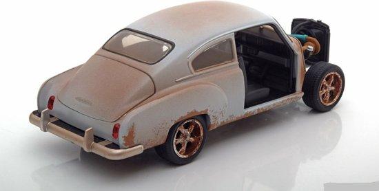 "Chevrolet Fleetline Dom's ""Fast and Furious 8"" Mat zilver 1-24 Jada Toys"
