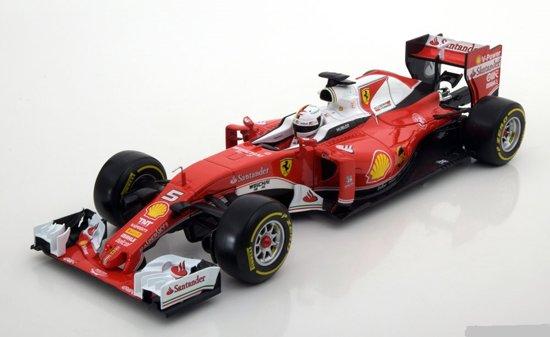 Ferrari SF16-H Formula 1 Ferrari Racing 1-18 S.Vettel Burago