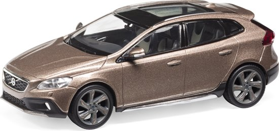 Volvo V40 Cross Country 1:43 Raw Copper Motorart