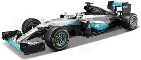Mercedes AMG F1 FW07 Hybrid World Champion 2016 Nico Rosberg 1:18 Bburago