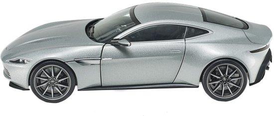 "Aston Martin DB10 James Bond 007 ""Spectre ""Zilver 1-18 Hotwheels Elite"