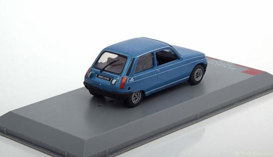 Renault 5 Alpine 1976 Blauw 1:43 WhiteBox Limited 1000 Pieces