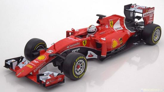 Ferrari SF15-T 2015 S.Vettel 1:18 Burago Racing Collection