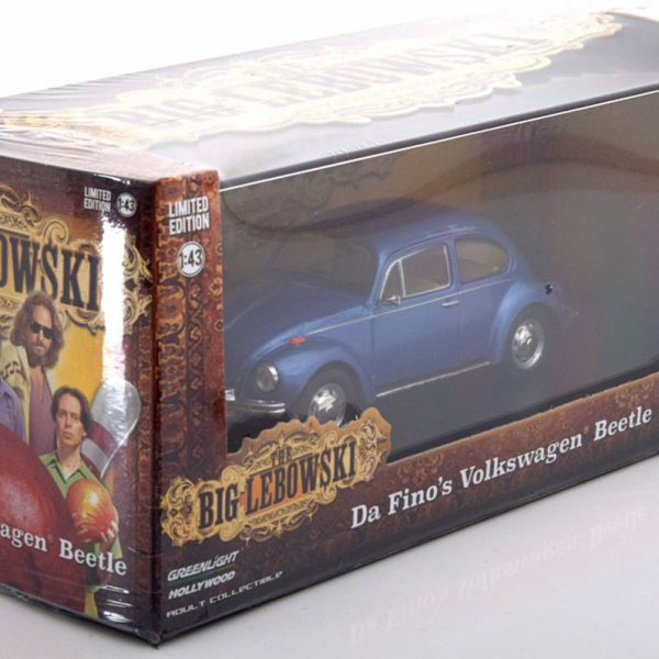 Volkswagen Kever Da Fino's The big Lebowski 1:43 Greenlight